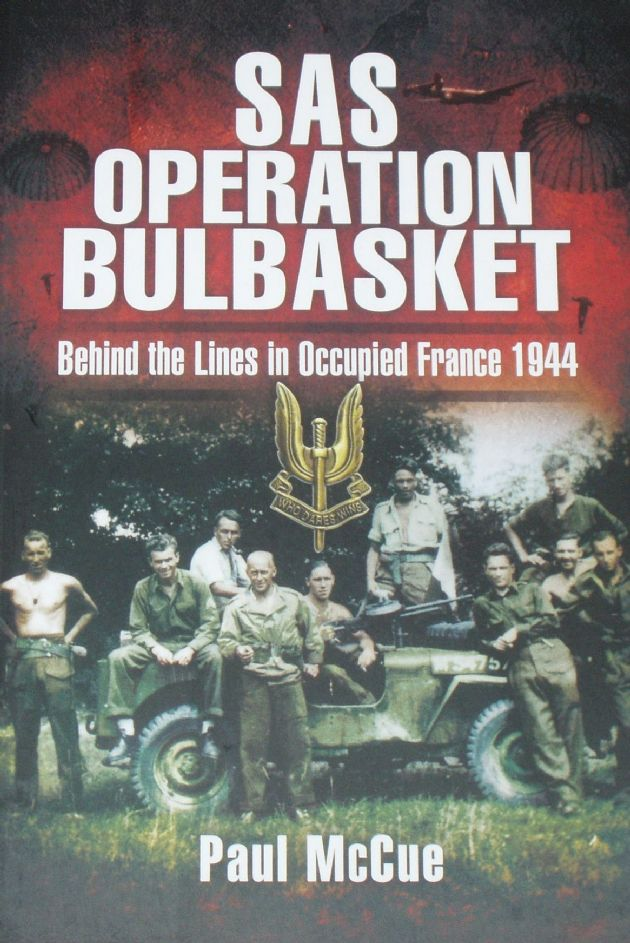 SAS Operation Bulbasket, by Paul McCue